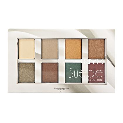 The Suede Shadow Palette
