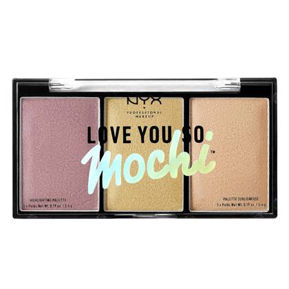 Love You So Mochi Highlighting Palette
